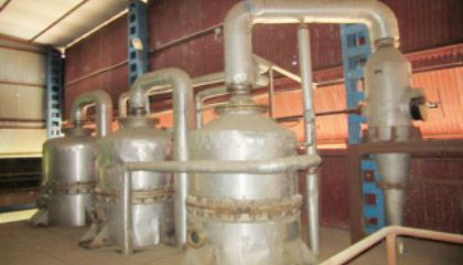used oil refining